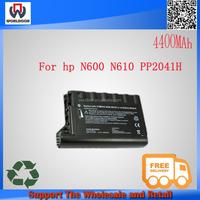 100% new original Laptop Battery for HP PP2041H for Compaq N600 Evo Series PP2041D ,N600,N610,N620,14.8V 44mah Free shipping