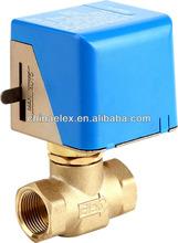 V6016 de control eléctrico 3 vías de la válvula