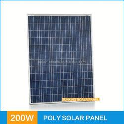OEM/ODM polysilicon solar panel