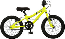 FUSION, 16INCH, KIDS AND PARENTS, V BRAKES MTB FROM GOLDEN WHEEL, SINGLE SPEED, ALLOY FRAME