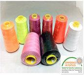 hilos para máquinas de coser
