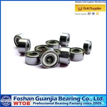 3x13x5mm High Quality 633-2Z 633ZZ 633zz 633 zz Deep Groove Ball Bearings