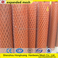 Thick Expanded Metal Mesh in railway(2015 spring canton fair)