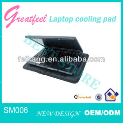 christmas wholesale laptop cooling ice pad low price