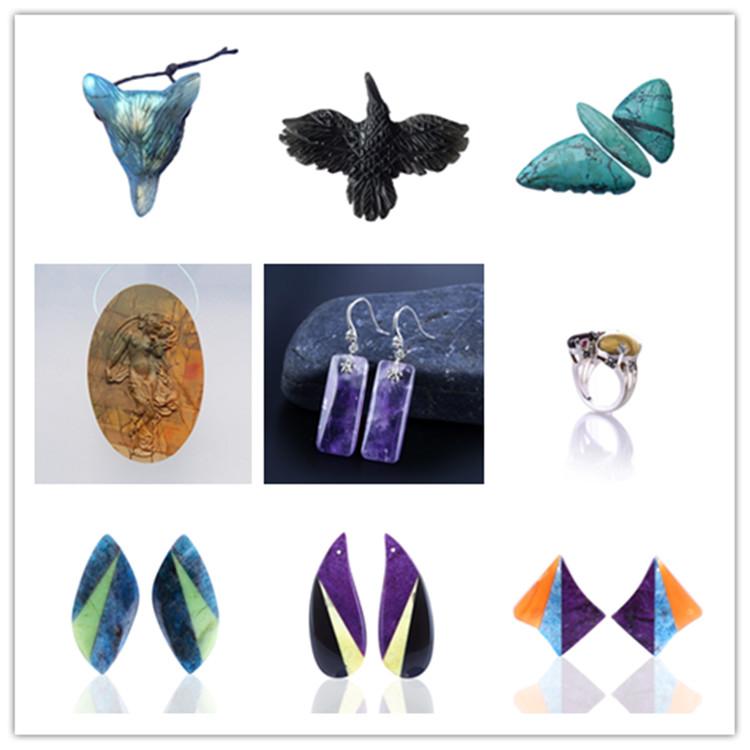 カスタム卸売 2018 天然オパールルビーサファイアアメジストカボション価格生宝石石、ルース宝石、ラフ宝石