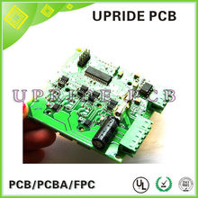 Bule Multilayer pcb board assembly with DC power suppy
