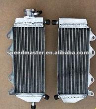 MOTORCYCLE ALUMINUM RADIATOR FOR YAMAHA YZ125 YZ 125 2005-2011 2010 2009 2008 2007 2006