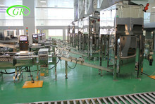 Full product packing line