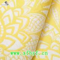 60% Cotton 40% Polyester Fabric Jacquard Conductive Oilrproof Washable Textile