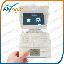C767 2.4GHz Wireless Palm Monitor Portable DVR Recorder 32CH Receiver 5Inch TFT LCD Monitor