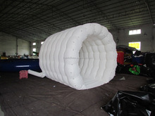 Small event inflatable roll tent inflatable small rolling tent for sale