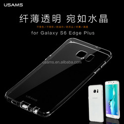 Mobile Phone TPU transparent case Silicon Phone Case for Samsung