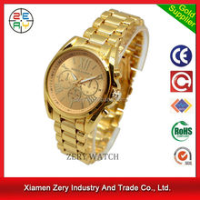 R0791zery fashion men hand watch, alloy strap and case watch men luxury