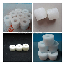 Paraffin wax for polishing woolen yarns, paraffin wax ring