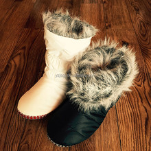Factory direct supply fashion cheap winter indoor boots