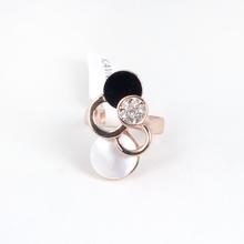 R,Fashion 18K Gold Jewellery Zircon Gemstone Gold Finger Rings