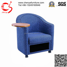 Reception Seating Collection Chair With Tablet