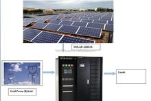 Baykee computer 40KVA (32KW) wind grid tie inverter , Solar Inverter