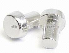 Argento rivetto in argento filo e filo di rame, materiali elettrici