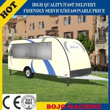 FV-78tasty food cart indonesian food cart mobile electric car food