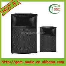 Guangzhou 2.0 DJ Loudspeaker with USB, SD, FM, RC, Bluetooth Gem-60022