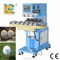 4 color conveyor promotional gifts pad tampo pad printing machine price LC-SPM4-150/16T