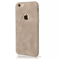 Leather mobile phone cover case for iphone6 4.7inch PU leather
