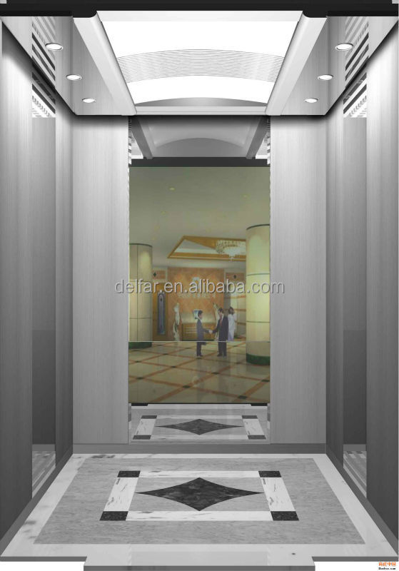 Passenger Elevator Large Size Dimension View Cheap Home