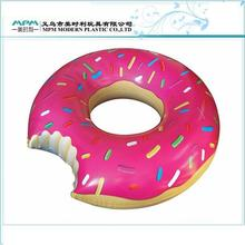 OEM inflatable float swimming ring