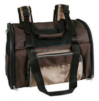 Dog backpack/pet dog cat carrier backpack and handbag travel