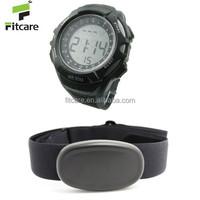 Shenzhen Sports Equipment 5.3KHz Smart Watch with Heart Tracker Like Garmin