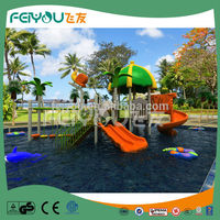 Import Cheap Goods From China Large Plastic Water Slide