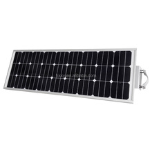 All In One Outdoor Waterproof Solar Street Light With Pole