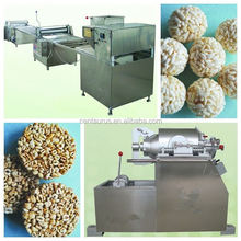 2015 most popular automatic crisp puffed grain making machine with high efficient and low energy consumption