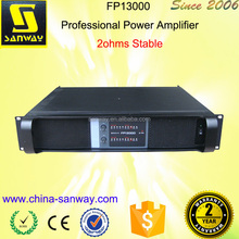 FP13000 2 Channel Stereo Audio Amplifier Manufacturer