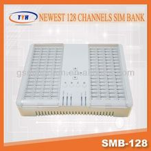 New Hot sale ,sim bank 128 port/prevent sim card block/voip gateway provider