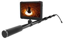 "7"" waterproof portable video scope camera system"