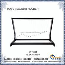 creative wave tealight holder newtons cradle WP1301