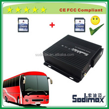 bus charging system SD card MDVR 3G, dvr h.264