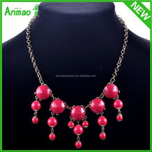 cheap chunky necklaces necklace for women vintage stretch necklaces