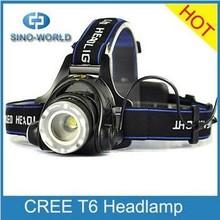 CR EE T6 LED led bicycle flashlight high power headlamp cr ee t6 led headlamp