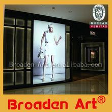 Front Print Advertising Backlit PET Film,Inkjet Advertising Backlit PET Film