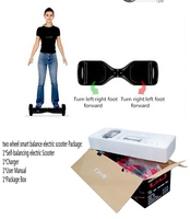 2015 New 2 wheel smart drifting self balancing electric standing scooter with Bluetooth Speaker and LED light for adults