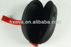 Professional manufacture high quality black EVA eyeglasses case/eyeglasses protective case