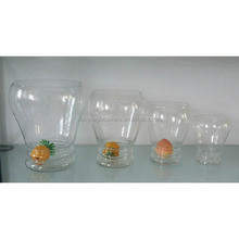 Large Clear Glass Vase, Different Types Glass Vase