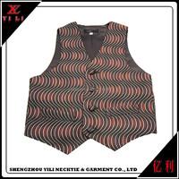 Men fashion good quality cheap price waistcoat