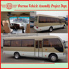 best seller 7m 25-30 seater bus coaster for sale (also available for assembling)