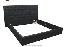 Simple and classic leather beds,geniune leather beds,double size beds XC-B270