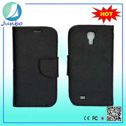 Wholesale Leather Cover hot wallet mobile phone case for samsung galaxy s4