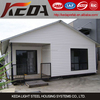 HOT-SALE! Light Steel Structure Villa in China